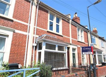 Thumbnail 2 bed terraced house for sale in Pearl Street, The Chessels, Bristol