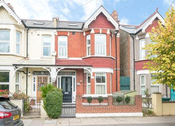 Thumbnail 4 bed end terrace house for sale in Mount Road, Southfields, London