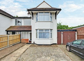 Thumbnail 3 bed semi-detached house to rent in Elm Way, Rickmansworth
