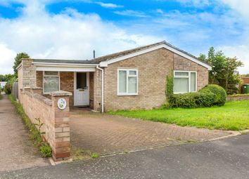 Thumbnail 3 bed detached bungalow to rent in Chapel Close, Needingworth, St. Ives