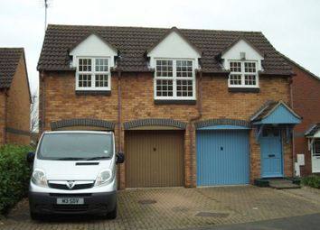 Thumbnail 1 bed property to rent in Hunters Road, Bishops Cleeve, Cheltenham
