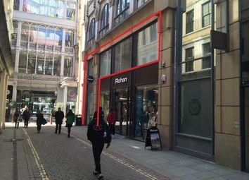 Thumbnail Retail premises to let in Unit 5 Acresfield, St Ann's Square, Manchester