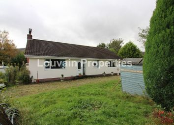 Thumbnail 3 bed detached house for sale in Tysswg Lane, Abertysswg, Rhymney, Tredegar, Blaenau Gwent.
