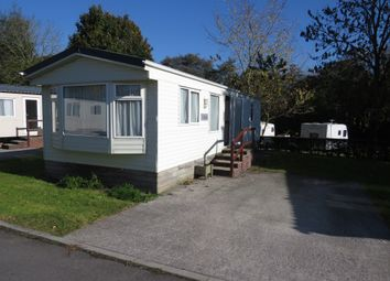 2 bed mobile/park home for sale in Lemonford Caravan Park, Bickington, Newton Abbot TQ12
