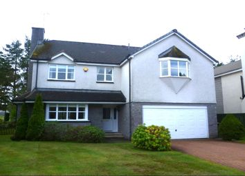 Thumbnail 5 bed detached house for sale in Windsor Gardens, Auchterarder