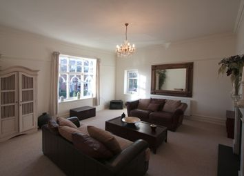 Thumbnail 3 bed flat to rent in Osborne Road, Jesmond, Newcastle Upon Tyne
