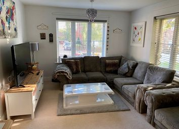 Thumbnail 2 bed flat for sale in Cowden Close, Farnham, Surrey