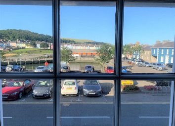 Thumbnail 2 bed flat for sale in 12 Market Street, Aberaeron, Ceredigion