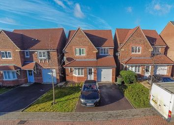 3 bed detached house for sale in Windlass Drive, Wigston, Leicestershire LE18