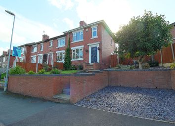 Thumbnail 2 bed end terrace house for sale in Scrivener Road, Stoke-On-Trent
