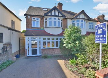 Thumbnail 4 bed semi-detached house for sale in Turpins Lane, Woodford Green