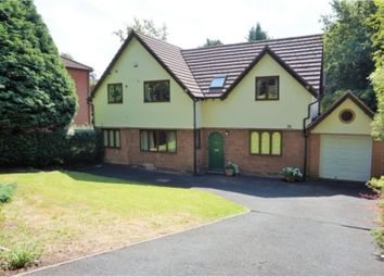 Thumbnail 4 bed detached house to rent in Weoley Park Road, Birmingham
