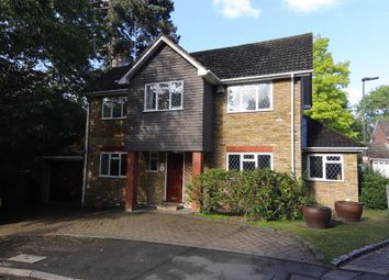 Thumbnail 4 bed detached house for sale in Davema Close, Chislehurst