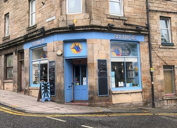 Thumbnail Restaurant/cafe for sale in Canonmills, Edinburgh