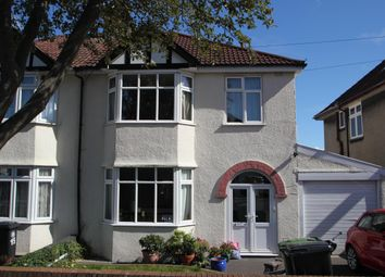 Thumbnail 3 bed property to rent in Cransley Crescent, Henleaze, Bristol