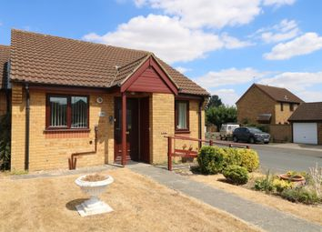 Thumbnail 2 bed semi-detached bungalow for sale in The Spinney, Bar Hill, Cambridge