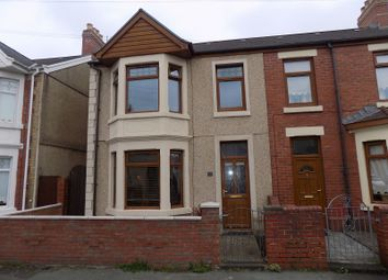 Thumbnail 3 bed end terrace house for sale in Adare Street, Port Talbot, Neath Port Talbot.