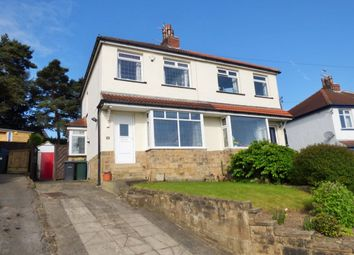 Thumbnail 3 bed semi-detached house for sale in Strathallan Drive, Baildon, Shipley