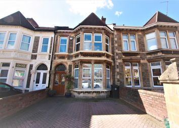 Thumbnail 4 bed terraced house for sale in Wells Road, Bristol