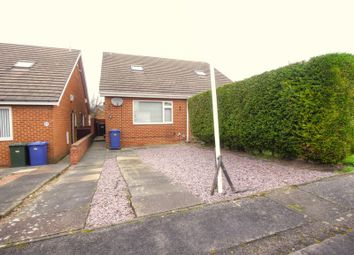 Thumbnail 1 bedroom bungalow for sale in Marsham Close, Newcastle Upon Tyne