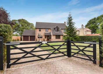 Thumbnail 4 bed detached house for sale in Green End, Great Stukeley, Huntingdon
