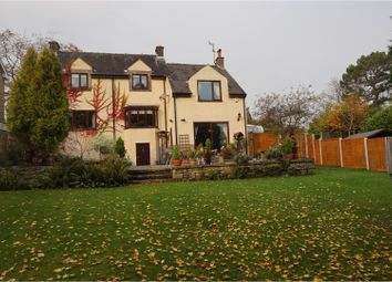 Thumbnail 4 bed detached house for sale in Eversleigh Rise, Darley Bridge, Matlock