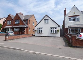 Thumbnail 3 bed detached house for sale in Ashburton Road, Hugglescote