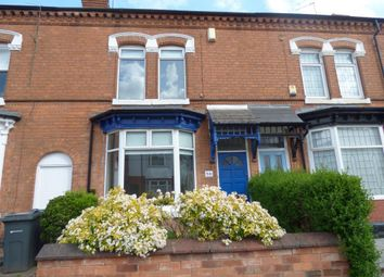 Thumbnail 3 bed terraced house to rent in Grosvenor Road, Harborne, Birmingham, West Midlands
