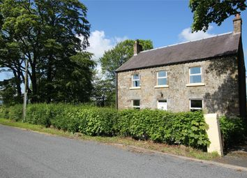 Thumbnail 3 bed detached house for sale in Woodbank House, Penton, Carlisle, Cumbria