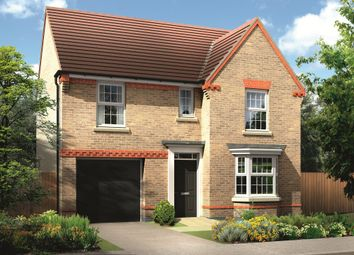 """Thumbnail 4 bedroom detached house for sale in """"Finsbury"""" at St. Benedicts Way, Ryhope, Sunderland"""