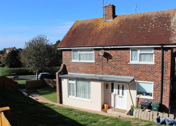 Thumbnail 2 bed end terrace house for sale in Cowley Drive, Woodingdean