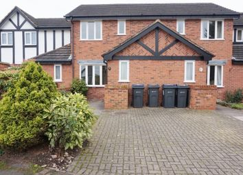 Thumbnail 2 bed town house for sale in Hargreave Close, Walmley, Sutton Coldfield