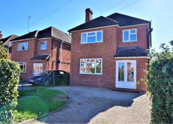 Thumbnail 3 bed detached house for sale in Fifth Road, Newbury