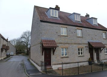 Thumbnail 3 bed town house to rent in Lion Mews, Somerton