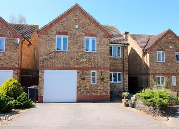Thumbnail 4 bed detached house for sale in Chiltern Road, Barton Le Clay, Bedfordshire