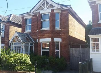 Thumbnail 4 bedroom flat to rent in Sedgley Road, Winton, Bournemouth