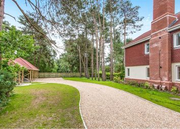 Thumbnail 2 bed flat to rent in 300 New Road, West Parley, Ferndown