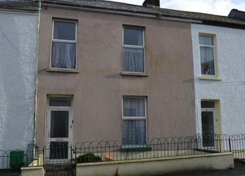 Thumbnail 1 bed flat to rent in Mansel Street, Carmarthen