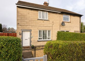 Thumbnail 2 bed semi-detached house for sale in 7 Gilmerton Dykes Street, Edinburgh EH178Jb