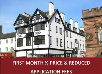 Thumbnail 1 bed flat to rent in Citadel Chambers, Carlisle, Carlisle