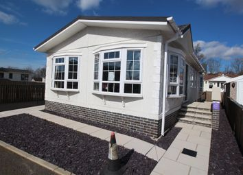 Thumbnail 2 bed mobile/park home to rent in Waterside Park, Station Road, Mexborough