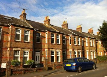 Thumbnail 4 bed terraced house for sale in Damers Road, Dorchester