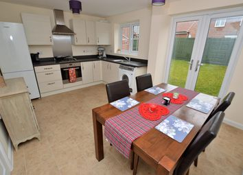 3 bed detached house for sale in Keel Close, Wigston LE18