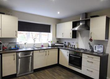 Thumbnail 4 bed detached house for sale in Clos Joslin, Coity, Bridgend