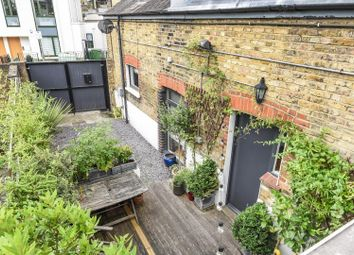 Thumbnail 3 bed mews house for sale in Rossiter Road, London