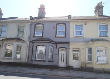Thumbnail 4 bed property for sale in Wilton Street, Stoke, Plymouth