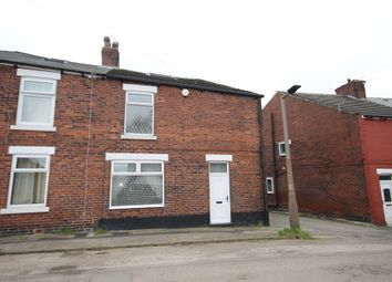 Thumbnail 3 bed end terrace house for sale in North Road, Royston, South Yorkshire
