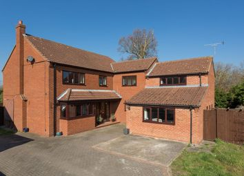 Thumbnail 5 bed detached house for sale in Old Hall Lane, Kexby, York