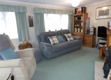 Thumbnail 2 bed mobile/park home for sale in Quarry Mobile Home Park, Queen Street, Markfield, Leicestershire