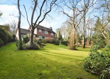 Thumbnail 4 bedroom detached house for sale in Woodland Rise, Studham, Dunstable